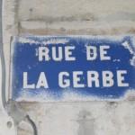 rue de la gerbe 2